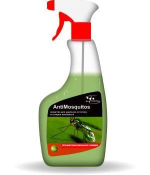 Antimosguitoes Очиститель следов насекомых
