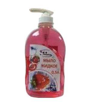 Жидкое мыло ПРЕМИУМ (персик, клубника, лимон, зеленое яблоко и др.)