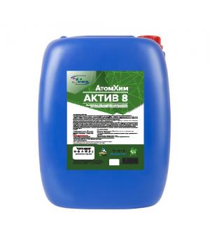 АКТИВ-8 для дезинфекции поверхностей (пенный)