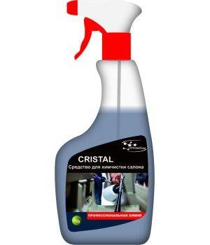 Средство для химчистки салона (Cristal)